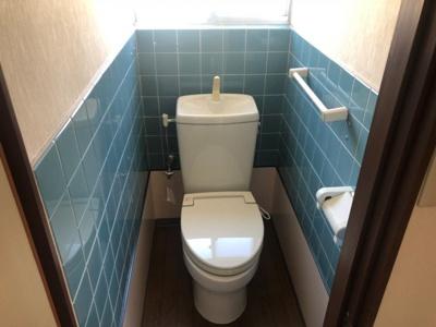 【トイレ】三宅第五アパート