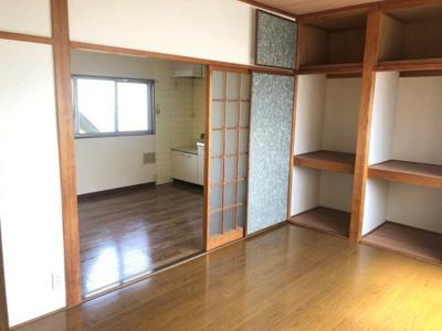 【洋室】三宅第五アパート
