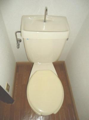 【トイレ】健生館