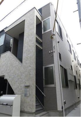 ハーモニーテラス栄町Ⅱの建物外観を気になさる方へ、見た目の良い物件です☆