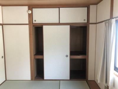 【収納】三宅第六アパート