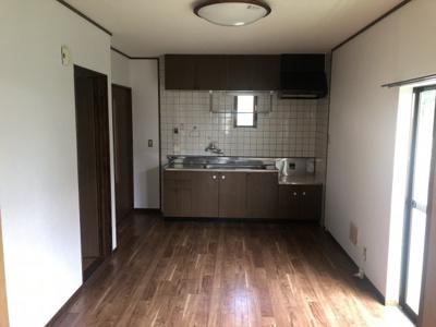 【居間・リビング】三宅第六アパート