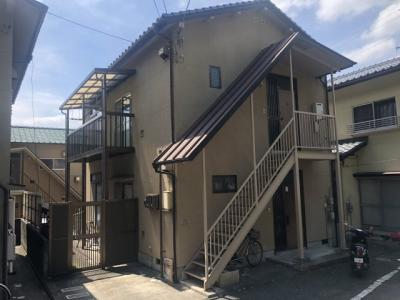 【外観】三宅第六アパート