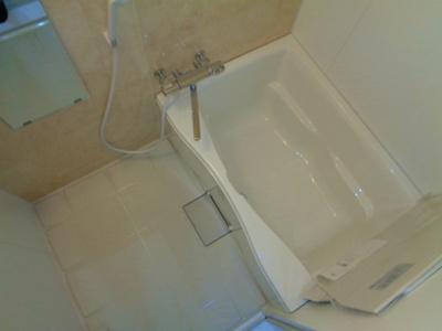 【浴室】SKコーポ針中野