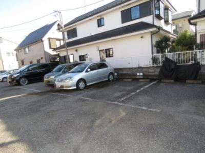 【駐車場】キャッスルグランデ1番館
