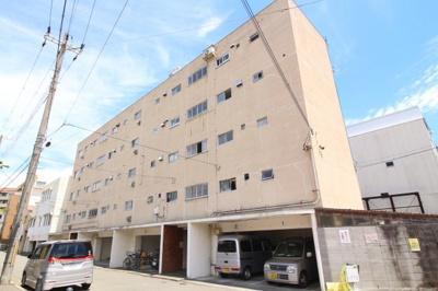 【外観】前田住宅ビル