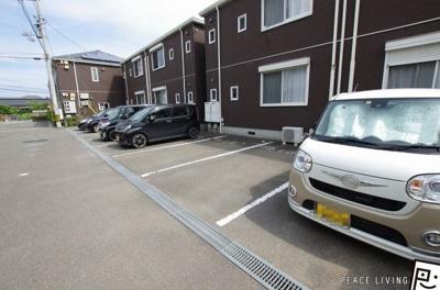 【駐車場】シャーメゾンマルシェB棟