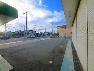 【駐車場】三条大路5丁目店舗
