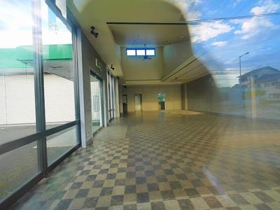 【ロビー】三条大路5丁目店舗