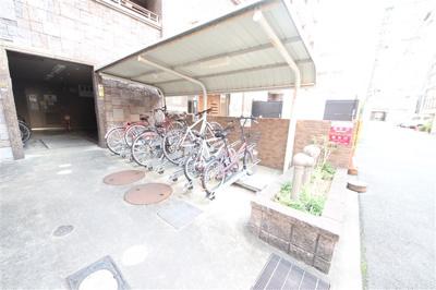 【駐車場】エステムコート大阪城北天満の杜