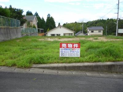 【外観】久井町坂井原売地