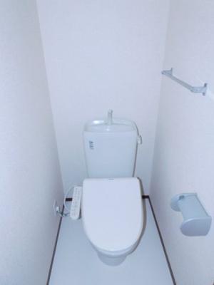 【トイレ】らら・ベイⅢ