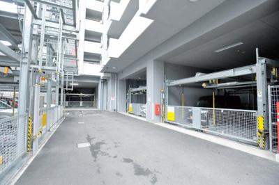 【駐車場】アースコートディアキャナル下関 1002号室