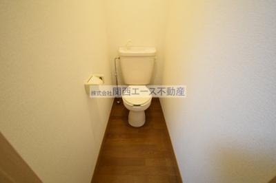 【トイレ】レオパレスジュネス