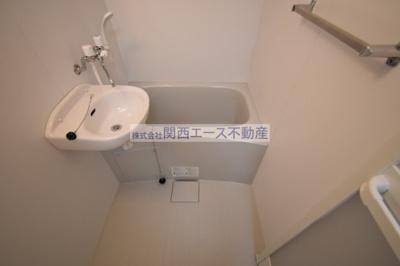 【浴室】レオパレスジュネス