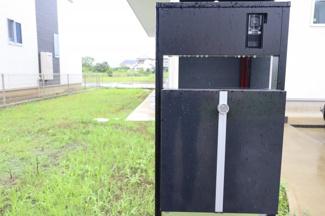 シンプルな郵便ボックス