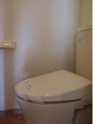 【トイレ】第2セントラルヒルズ