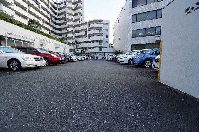 【駐車場】クレール川口