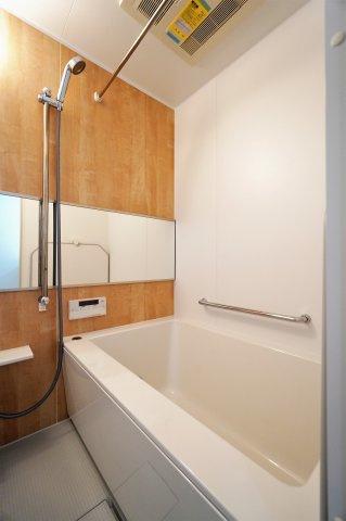 【浴室】クレール川口