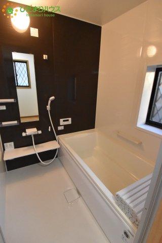 【浴室】北本市深井1丁目 中古一戸建て