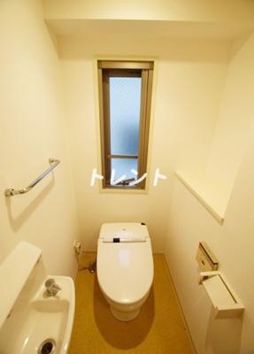 【トイレ】四番町セントラルシティハウス