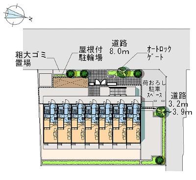 【駐車場】レオパレス小関(33365-405)