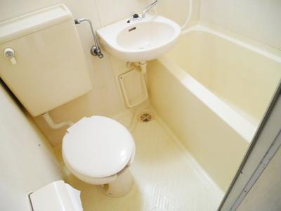 【浴室】ルーブルハウス