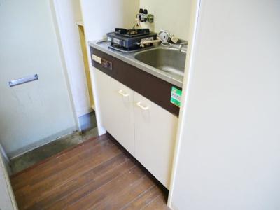 【キッチン】ルーブルハウス