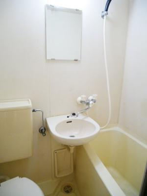 【洗面所】ルーブルハウス