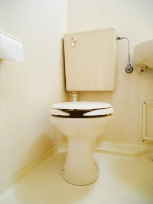 【トイレ】ルーブルハウス
