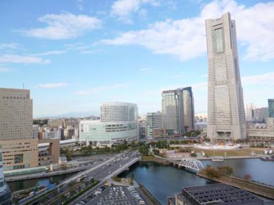 【展望】ザ・タワー横浜北仲