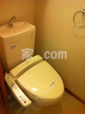 【トイレ】レオパレスセリオ国立(36410-303)