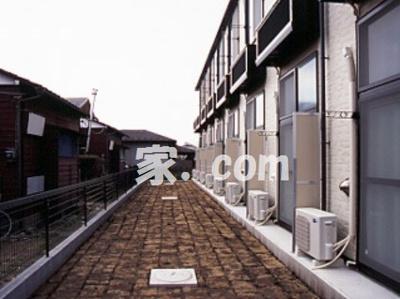 【バルコニー】レオパレス小柳町Ⅱ(30251-105)