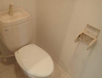【トイレ】プラバフォー城西