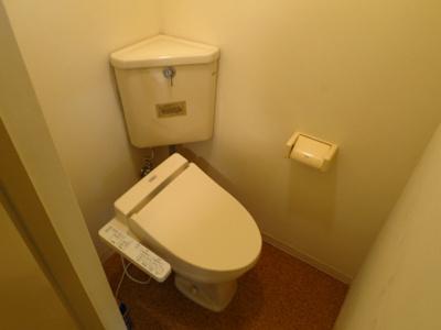【トイレ】社前ハイツ