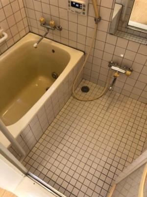 【浴室】練馬区東大泉3丁目