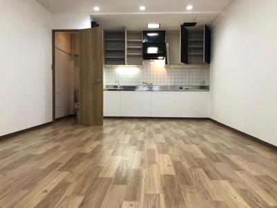 【居間・リビング】練馬区東大泉3丁目