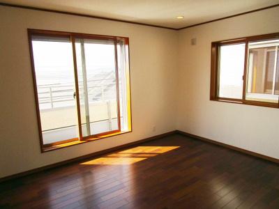 【洋室】西舞子8丁目新築分譲住宅B号棟