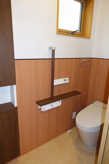 1階タンクレストイレ