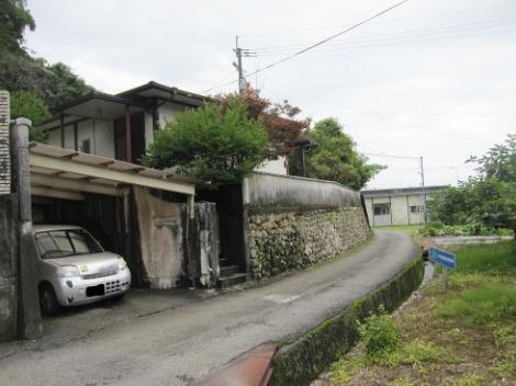 【前面道路含む現地写真】春野町弘岡中