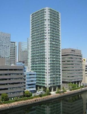品川タワーフェイスの外観です。