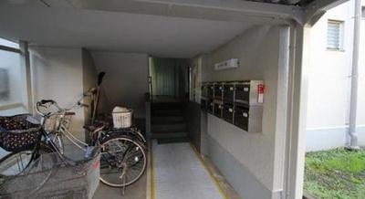 高島平第二住宅20号棟です。