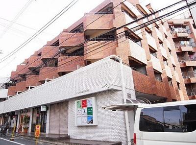 インペリアル赤坂壱番館の外観です。