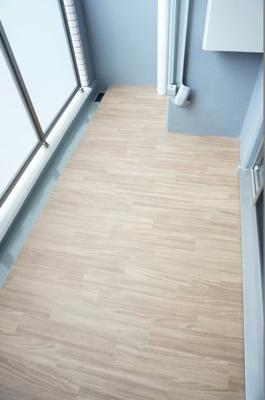 【バルコニー】フォーリアライズ南堀江ヴィータ