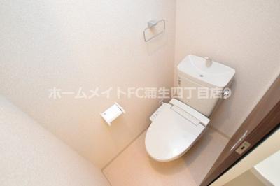 【トイレ】Luxe緑橋