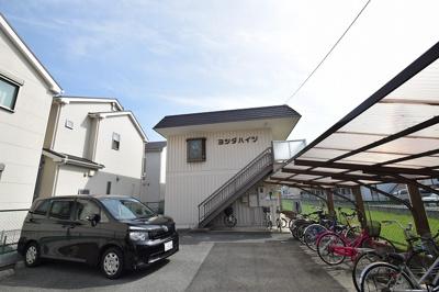 【駐車場】ヨシダハイツ