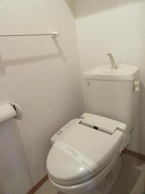 【トイレ】ハウス クレメントA・B・