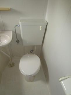 【トイレ】センティア市川