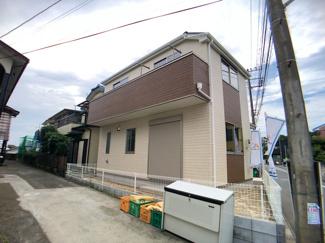 JR武蔵野線「船橋法典」駅徒歩16分の全1棟の新築一戸建てです。