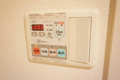 【設備】レオンコンフォート南堀江